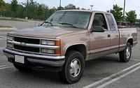 Onderdelen voor Chevrolet K2500