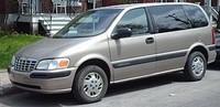 Onderdelen voor Chevrolet Trans Sport, Venture