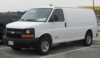 Onderdelen voor Chevrolet Express 1500, G10
