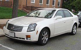 Cadillac CTS 2003 - 2007