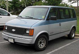 Chevrolet Astro 1985 - 1995