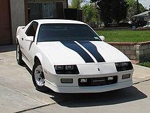 Chevrolet Camaro 1982-1992