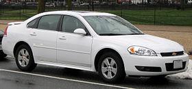 Chevrolet Impala 2006 -