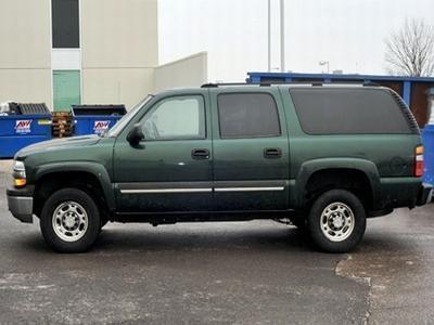 Chevrolet Suburban 2500 2000 - 2006
