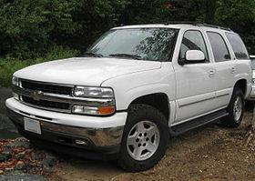 Chevrolet Tahoe 2000 - 2006