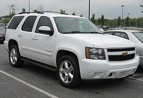 Chevrolet Tahoe 2007 - 2014