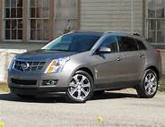 Cadillac SRX 2004-2014