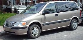 Chevrolet Trans Sport, Venture 1997 - 2005