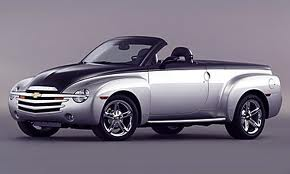 Chevrolet SSR 2003 - 2006