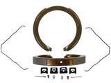 Handremschoenen Set Achteraan (2002-2004)