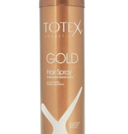 Totex Hair Spray Gold 400ml