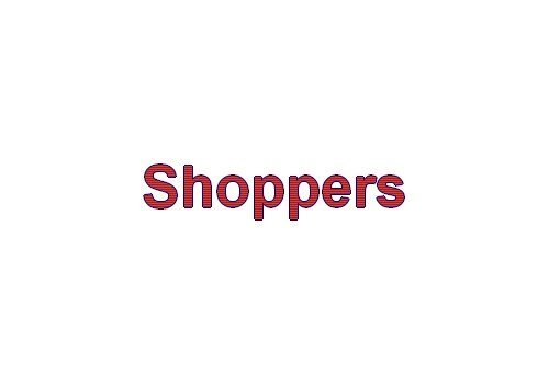 Shoppers
