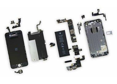 Onderdelen Telefoons