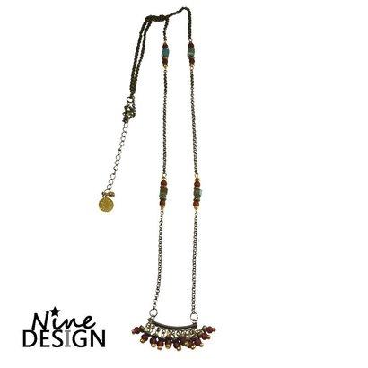 ND Halskette Bronze Folk