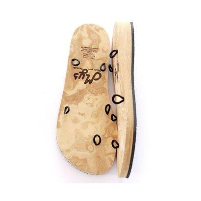 Cunya 5 Brown slippers