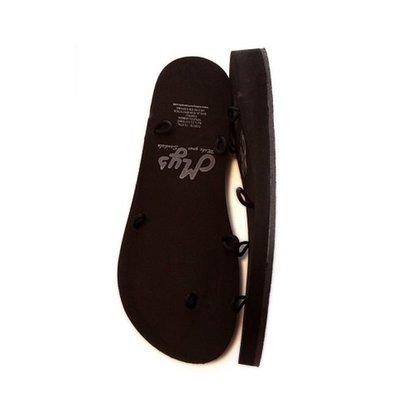 Cunya 5 Black slippers