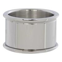 IXXXI JEWELRY RINGEN iXXXi Basisring 1,2cm Zilverkleurig