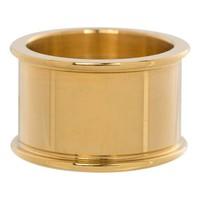 IXXXI JEWELRY RINGEN iXXXi Basisring 1,2cm Shiny Gold