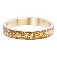 IXXXI JEWELRY RINGEN iXXXi Vulring Glitter Gold