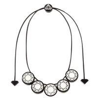 ZSISKA DESIGN ZSISKA Design necklace Diamante