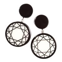 ZSISKA DESIGN ZSISKA Design Diamante Earrings