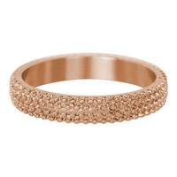 IXXXI JEWELRY RINGEN iXXXi Schmuck Washer 0,4 cm Ring Caviar Rose