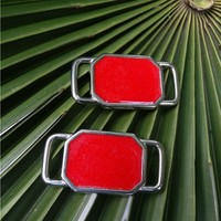 Porelsol accessory Ore New Red Pair