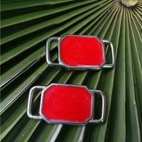 PORELSOL Porelsol accessoire Ore New Red per paar