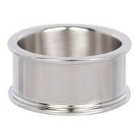 IXXXI JEWELRY RINGEN iXXXi Grund 1.0cm Silber Ring