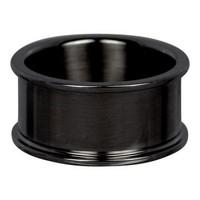 IXXXI JEWELRY RINGEN iXXXi Basisring 1.0cm Black