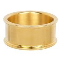 IXXXI JEWELRY RINGEN iXXXi Basisring 1.0cm Goudkleurig