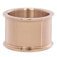 IXXXI JEWELRY RINGEN iXXXi Basic Ring 1.4cm Rose Colored