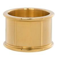 IXXXI JEWELRY RINGEN iXXXi Grund Ring 1.4cm Gold-