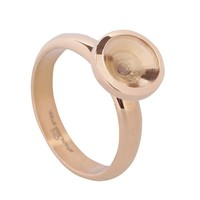 OHLALA TWIST Ohlala.OHR52Rosekleurige Ohlala ring