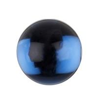 OHLALA TWIST OHT Cabochon Transparant Blauw