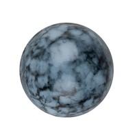 OHLALA TWIST OHT Cabochon Transparant Blauw Gemeleerd