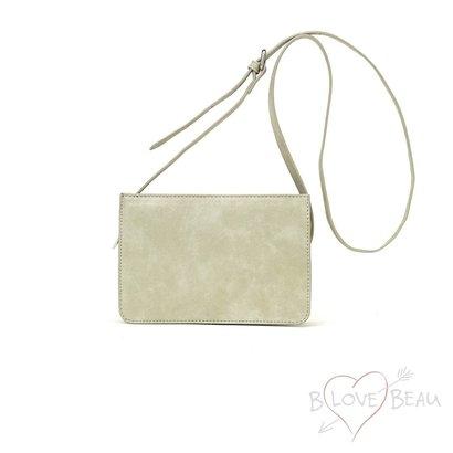 Kleine Schultertasche Modell B Beau Love Light Grün