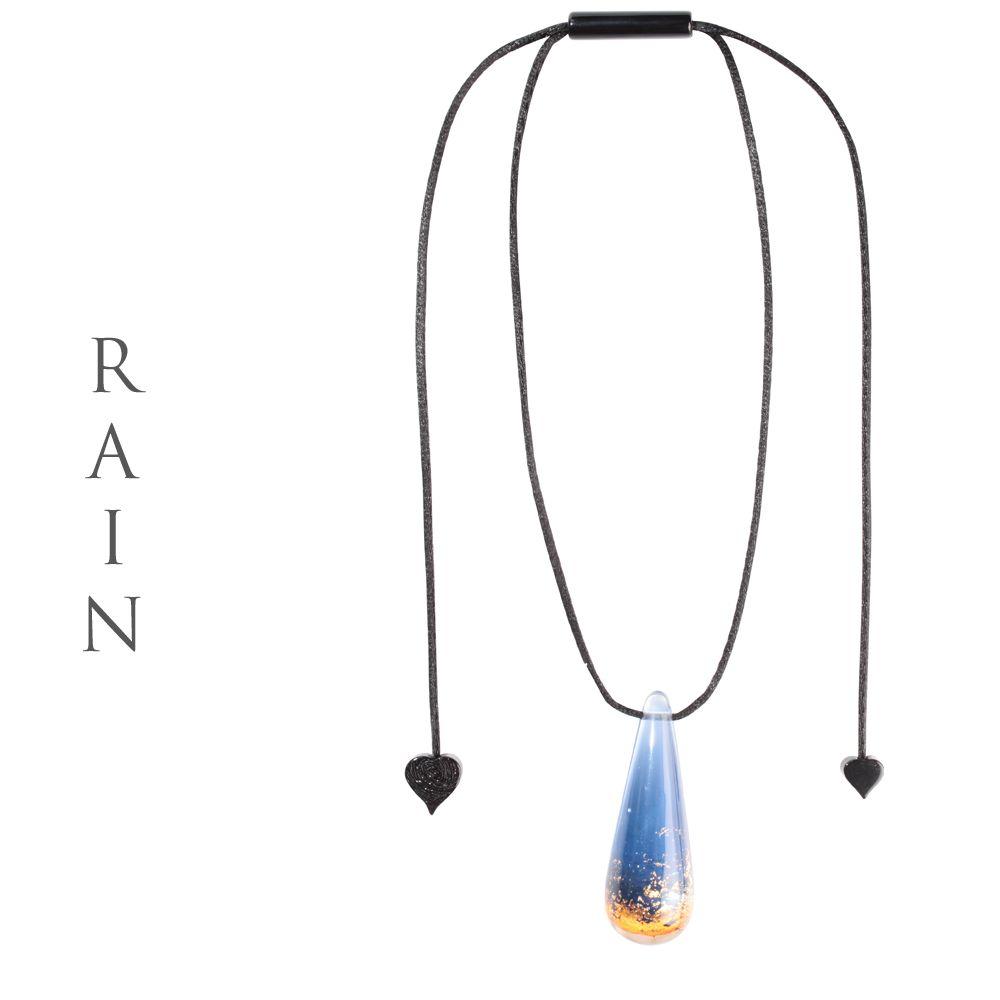 ZSISKA DESIGN ZSISKA Design Necklace Pendant GOLD RAIN - Juffertje ...