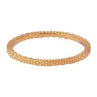 CHARMIN'S Charmins Ring Snake Rose Gold Stahl