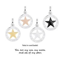 iXXXi JEWELRY IXXXI JEWELRY PENDANT YOU ARE STAR STAINLESS STEEL