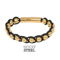 iXXXi JEWELRY iXXXi STEEL Armband JAKARTA GOLD