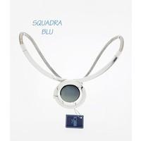 SQUADRA BLU Dutch Design Jewelry SQUADRA BLU NECKLACE WITH CABOCHON