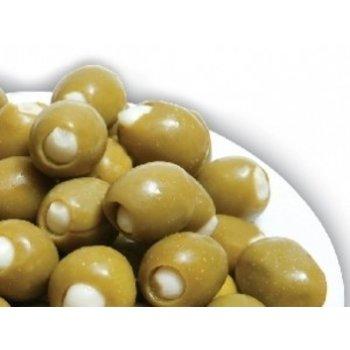 Aceitunas Zambudio Olijven gevuld met knoflook