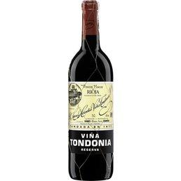 R. Lopez de Heredia Viña Tondonia Viña Tondonia Reserva Tinto 2001