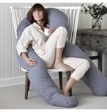 Fossflakes Jersey Bezug Superior Comfort-U Senior Seitenschläferkissen