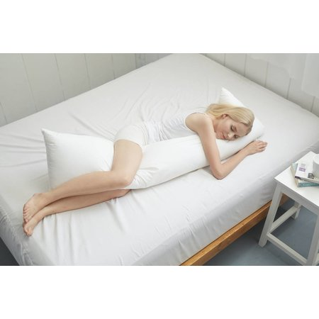 Fossflakes Superior Comfort-I Senior Seitenschläferkissen - inkl. Satin Bezug