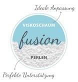 Theraline PEARLfusion Kopfkissen (12 cm, weiß)
