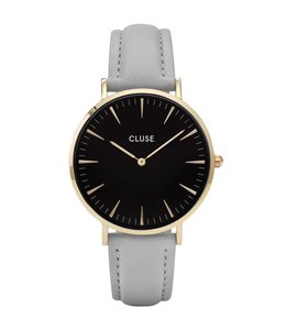 Cluse La Bohème Gold Black/Grey CL18411