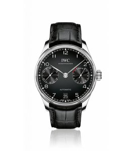 Portugieser 7 Day Power reserve IW500703