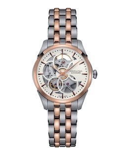 Hamilton Jazzmaster Viewmatic Skeleton Lady - H32425251